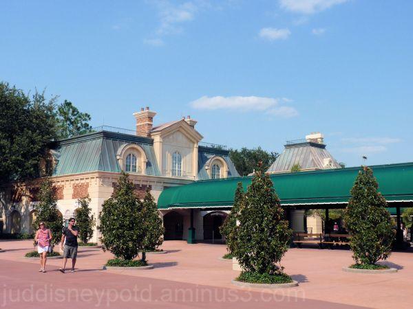 Jud, Disney, Walt Disney World, Epcot