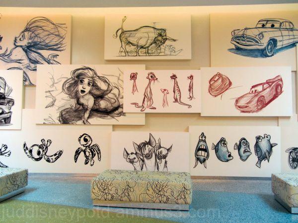 Jud, Disney, Walt Disney World, Art of Animation