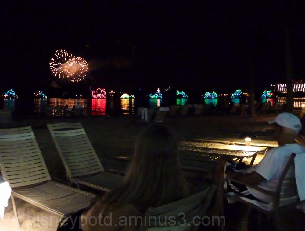 Jud, Disney, Magic Kingdom, Wishes, Poly Beach