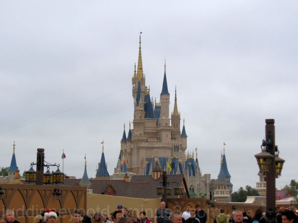 Jud, Disney, Magic Kingdom, Castle