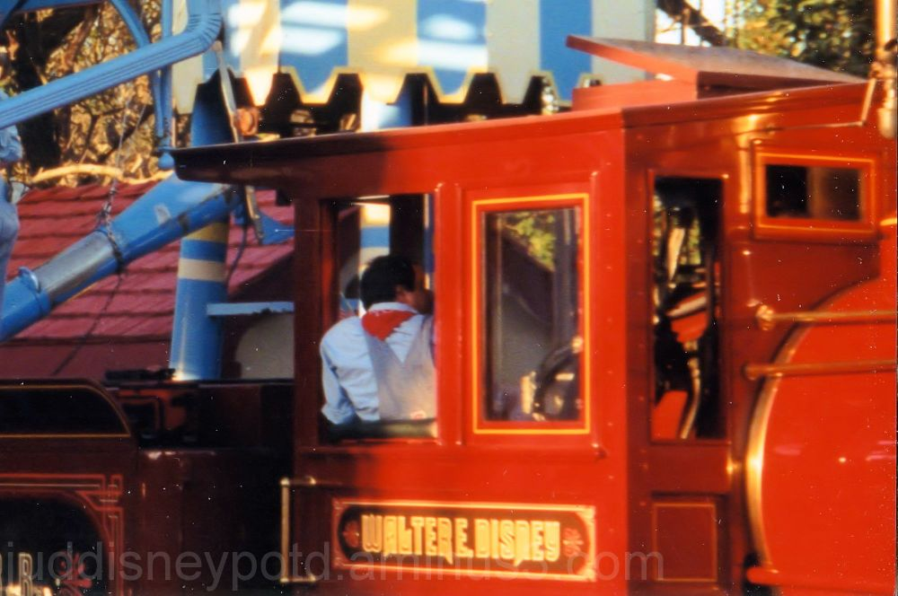 Jud, Disney, Magic Kingdom, Main Street Rail Road