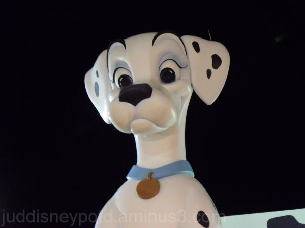 Jud, Disney, ASM