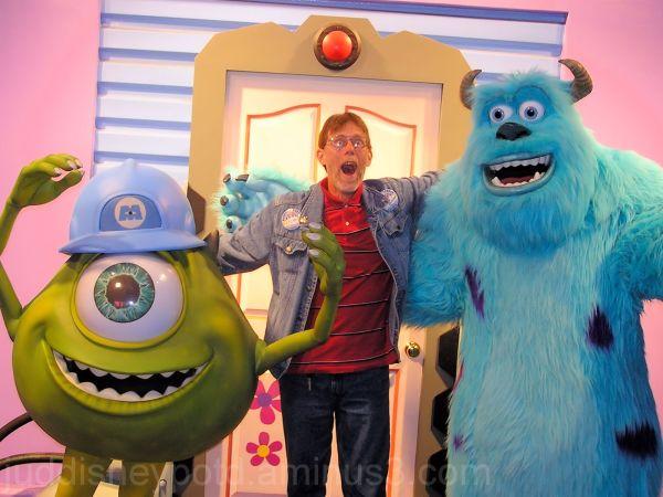 Jud, Disney, Hollywood Studios, Monsters Inc