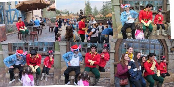 Jud, Disney, Magic Kingdom, Gaston, New Fantasylan