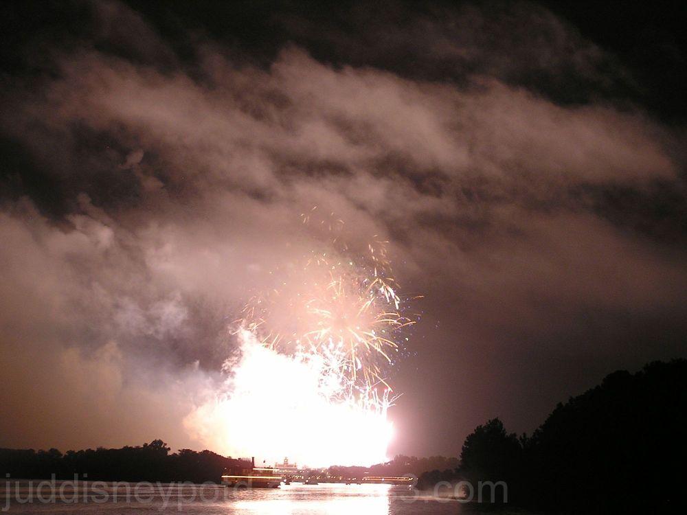 Jud, Disney, Fireworks, Wishes
