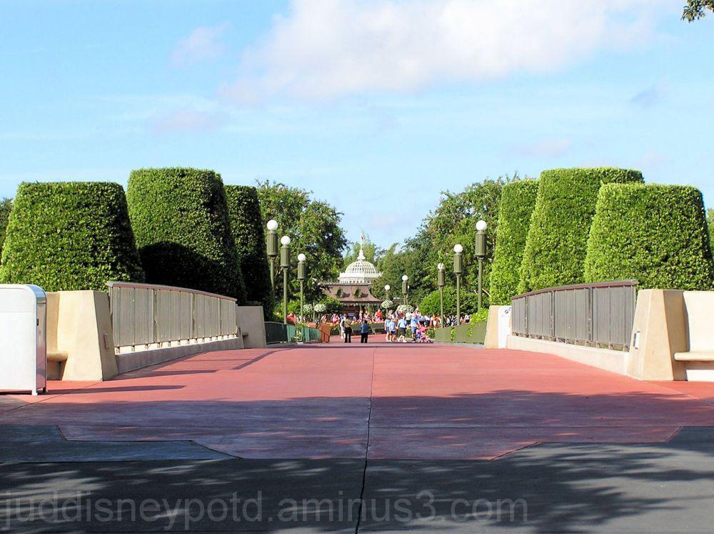 Jud, Disney, Magic Kingdom, Crystal Palace