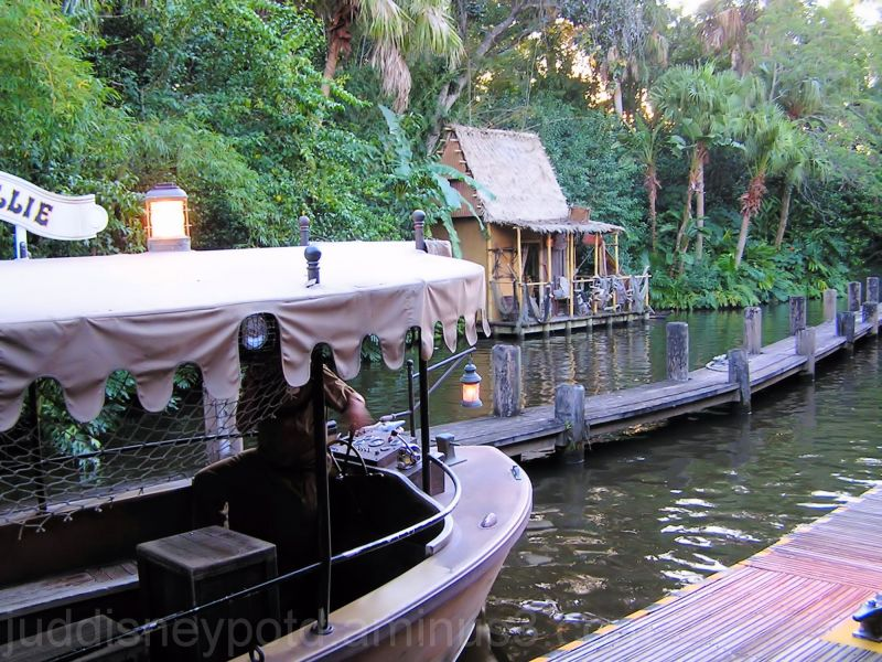 Jud, Disney, Magic Kingdom, Jungle Cruise