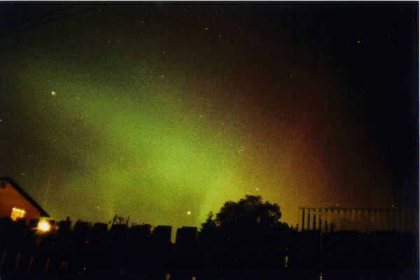 Aurora Over Victoria