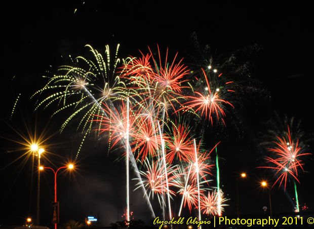 Fireworks 2011 12