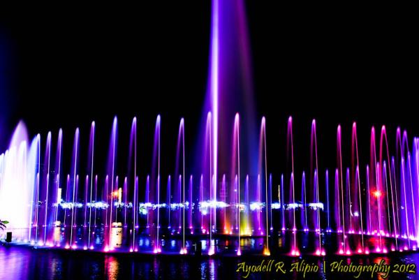 Luneta Fountain