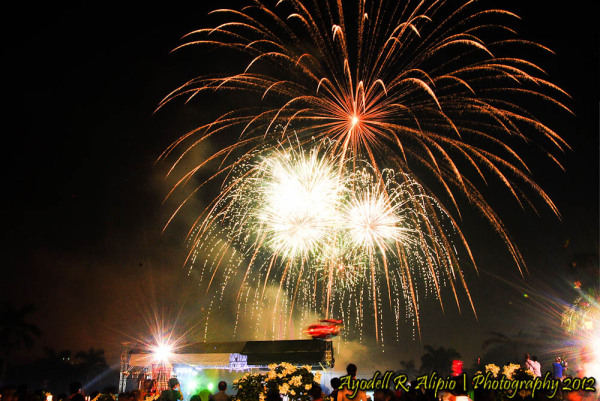 Luneta Fireworks