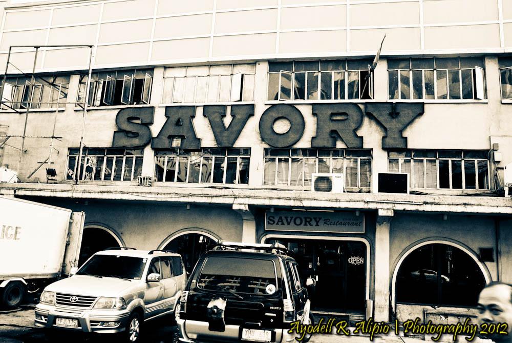 Savory, Manila