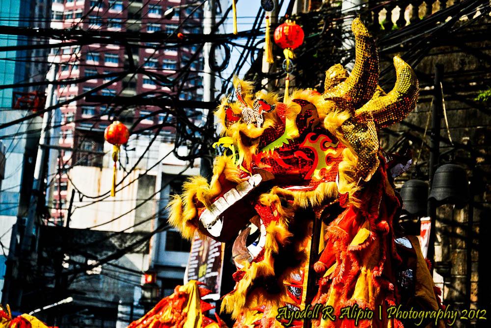 Chinese New Year, Dragon Dance 07