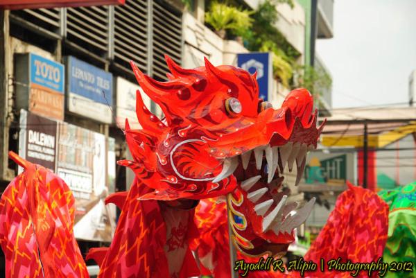 Chinese New Year, Dragon Dance 12