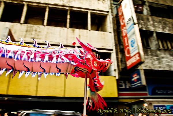 Chinese New Year, Dragon Dance 18