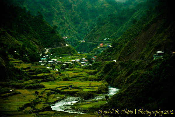 Road to Sagada (Breathtaking Scenery 1)