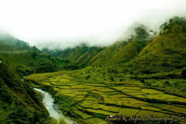 Road to Sagada (Breathtaking Scenery 3)