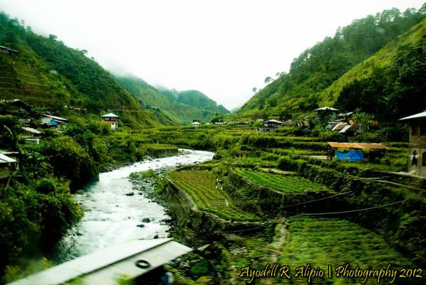 Road to Sagada (Breathtaking Scenery 4)