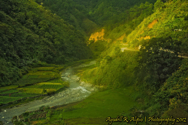 Road to Sagada (Breathtaking Scenery 6)