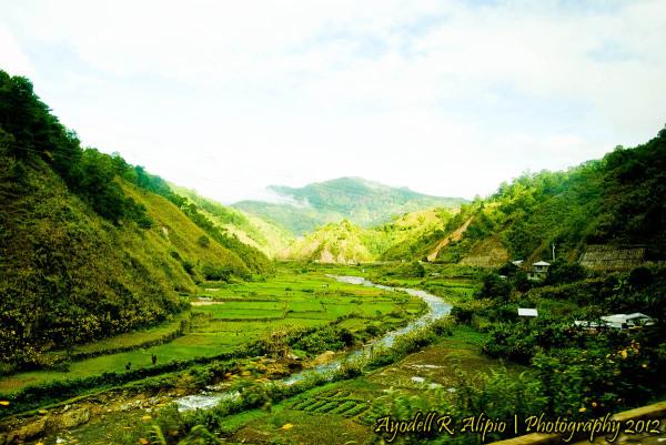 Road to Sagada (Breathtaking Scenery 10)
