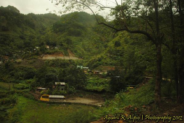 Road to Sagada (Road 4)