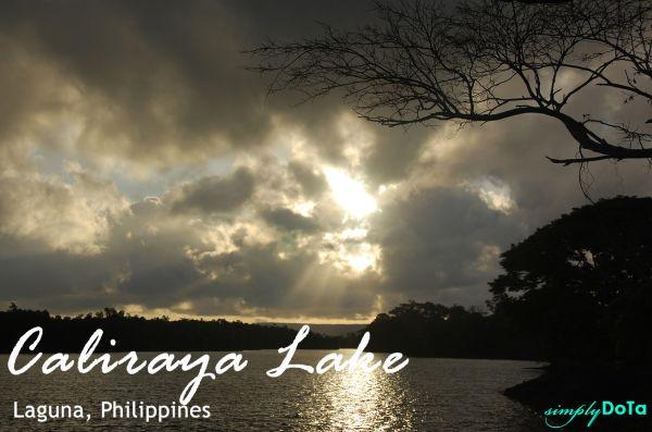 caliraya lake, laguna, philippines