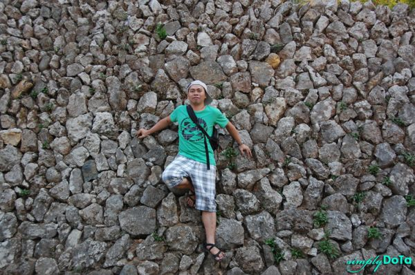 Wall of Stones