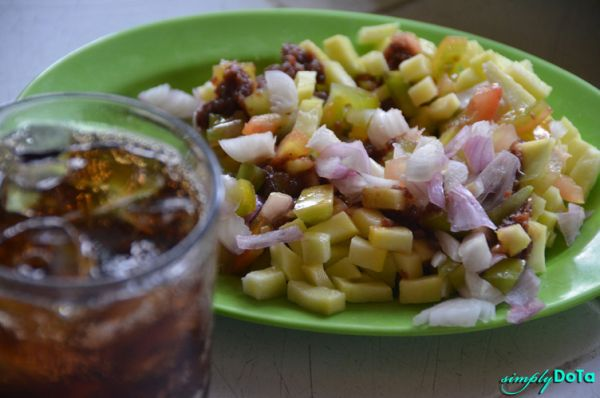 Mango Ceviche