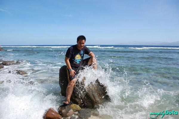 Enjoying the Waves