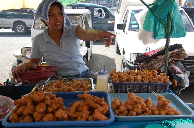 Chicken Vendor