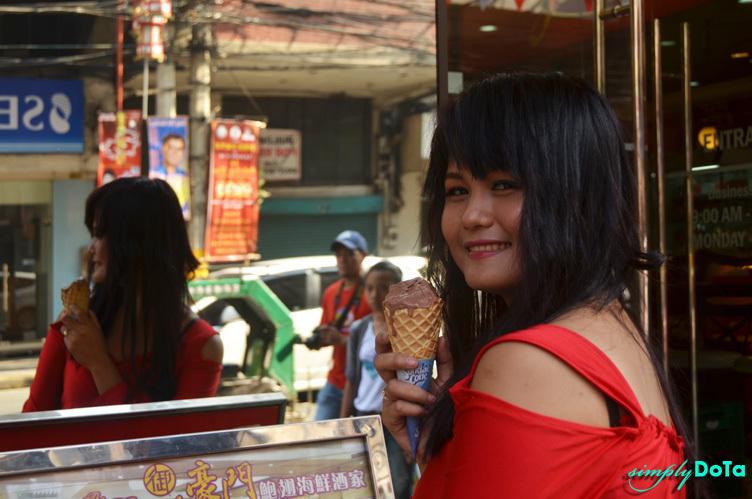 Ice Cream Beauty