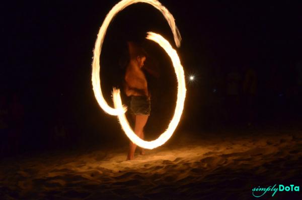 Fire Dancer Series