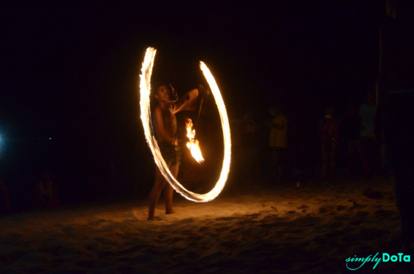 Fire Dancer Series