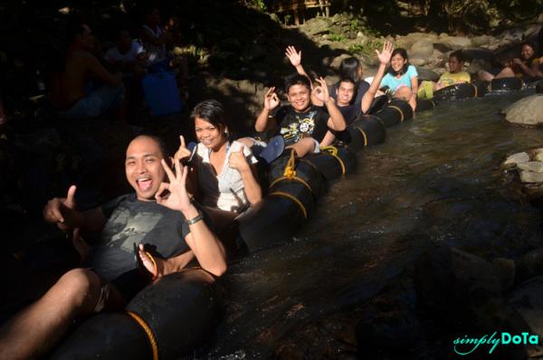 Water Tube Ride