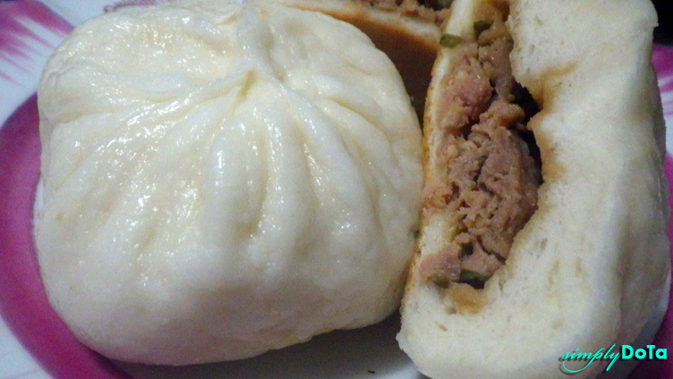 Fried Siopao