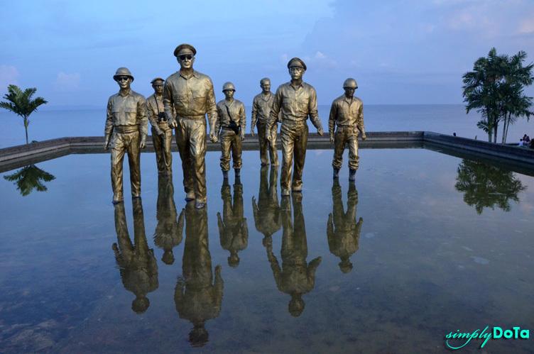 Leyte Landing