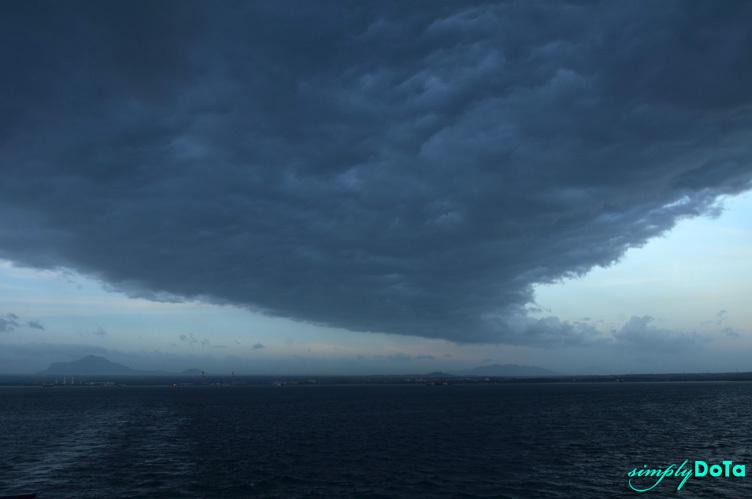 Storm in the Horizon