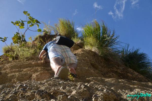 The Hard Climb