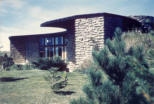 Second Herbert Jacobs House, Frank Lloyd Wright