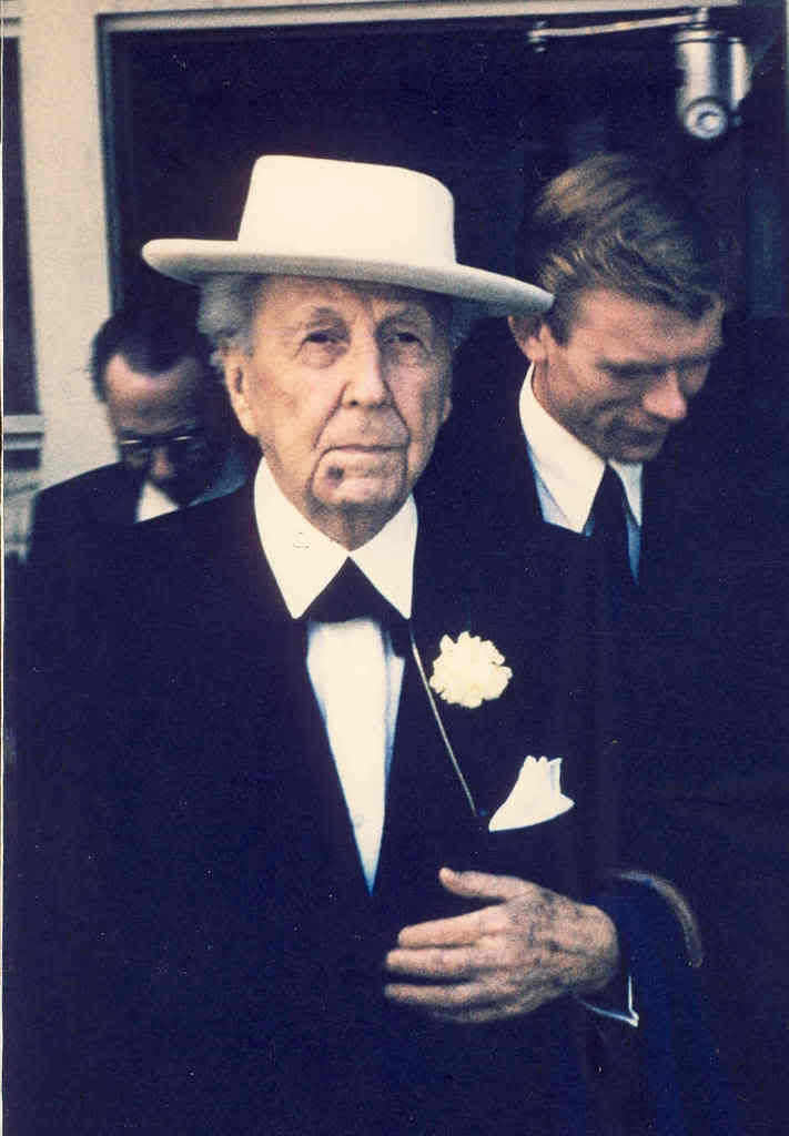 Frank Lloyd Wright At Spring Green High School, 19