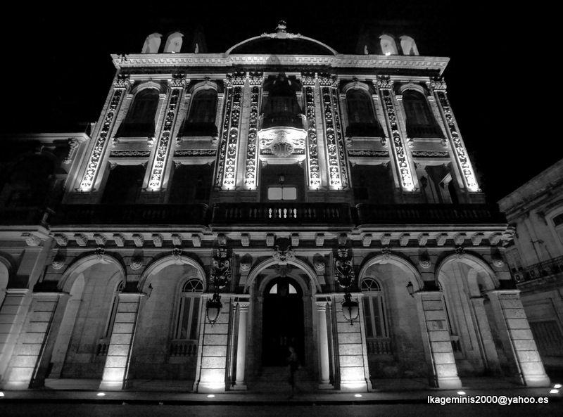Palacio de Matrimonio,La Habana, Cuba