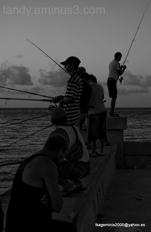 La Punta, Malecon, La Habana, Cuba.