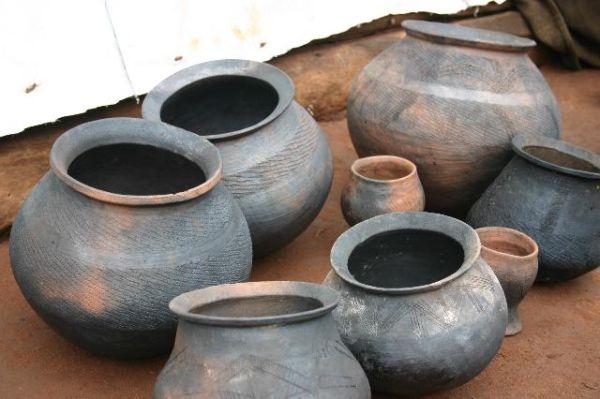 Batwa Pottery