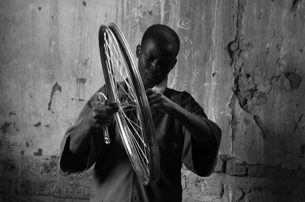 Vocational training for young Burundians