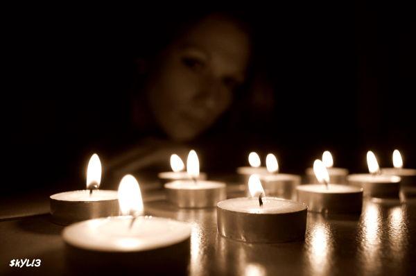 Les bougies de l'âme