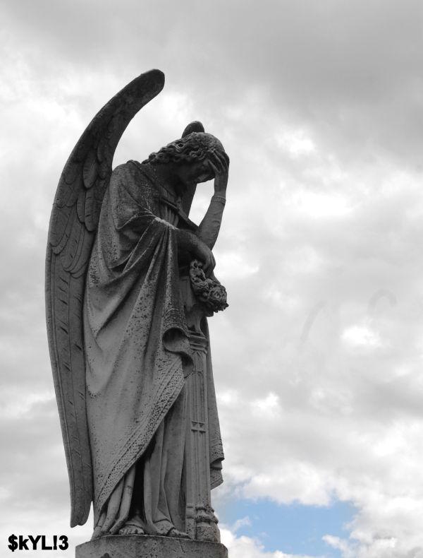 La peine d'un ange