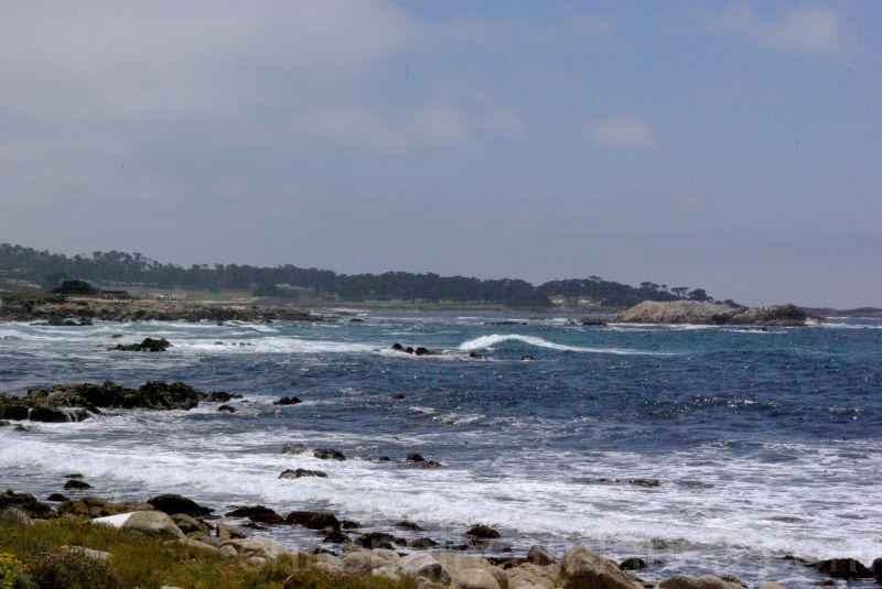 california coast line