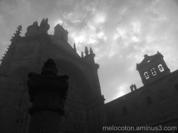 Salamanca fog, 4/9