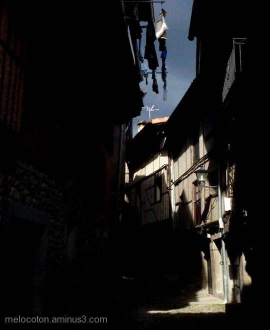 Viaje  a La Alberca, (Salamanca)