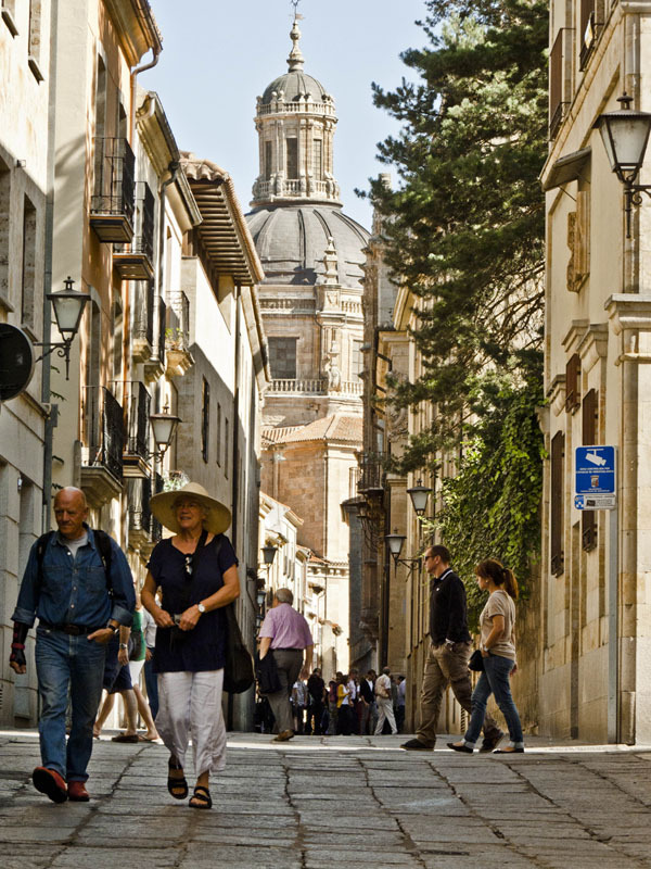 Calle Libreros, Salamanca